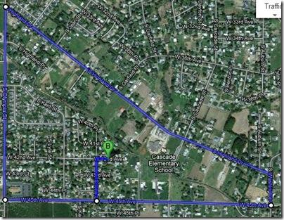 Bike Route 3.4